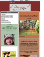 October 2015 Newsletter-Feathers In The Wind