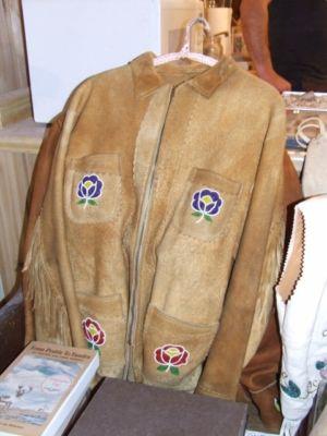 Gorgeous beaded jacket