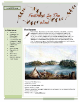 June 2009 Newsletter – Feathers In The Wind